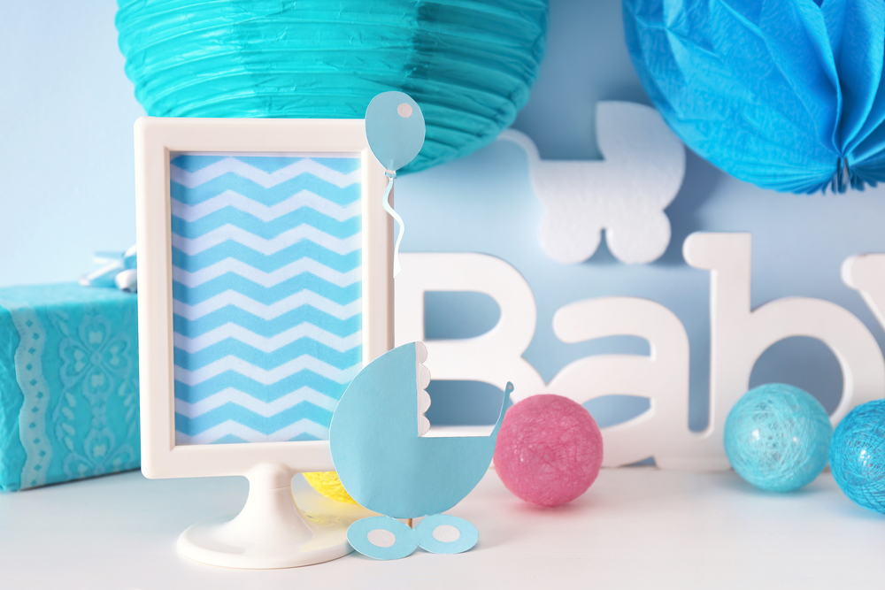 baby shower boy decorations