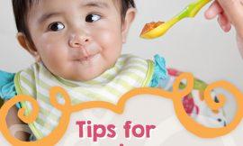 Easy Breastfeeding Weaning Tips